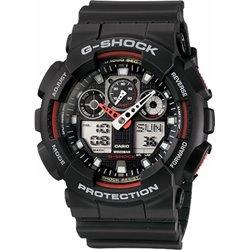 Ručni sat CASIO G-SHOCK GA-100-1A4