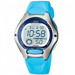 Ručni ženski dečiji digitalni sat Casio LW-200-2B