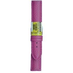 Kožni kaiš Diloy DIL205.14 Pink boja
