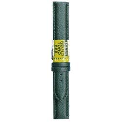 Kožni kaiš Diloy DIL205.27 Tamno zelena boja