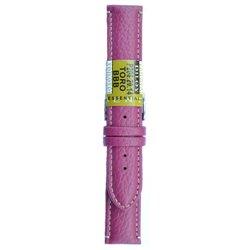 Kožni kaiš Diloy DIL206.14 Pink boja