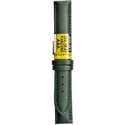 Kožni kaiš Diloy DIL302.27 Tamno zelena boja