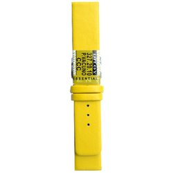Kožni kaiš Diloy DIL327.10 Žuta boja