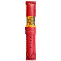 Kožni kaiš Diloy DIL363.6 Crvena boja