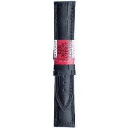Kožni kaiš Diloy DIL379.1 Crna boja