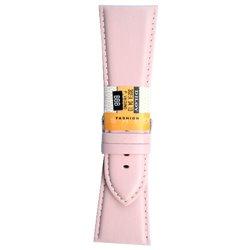 Kožni kaiševi Široki Diloy DIL-EA302.13 Roze boja
