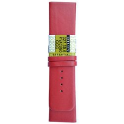 Kožni kaiševi Široki Diloy DIL-EA327.6 Crvena boja