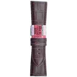 Kožni kaiševi Široki Diloy DIL-EA368.2 Tamno braon boja