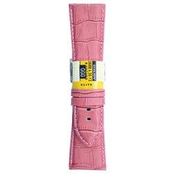 Kožni kaiševi Široki Diloy DIL-EA368.13 Roze boja