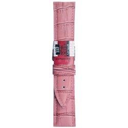 Kožni kaiševi Široki Diloy DIL-EA379.13 Roze boja