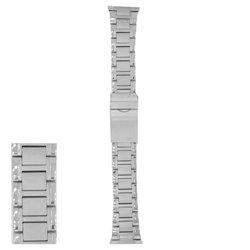 Metalni kaiš - MK63 Srebrni 24mm