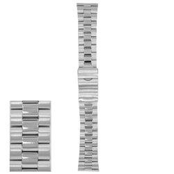 Metalni kaiš - MK64 Srebrni 24mm