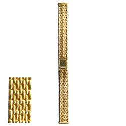 Metalni kaiš zlatni - ZMK-213 Zlatni 14mm