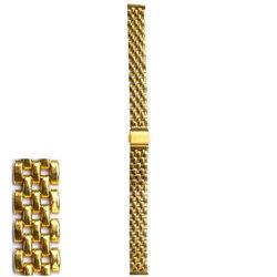 Metalni kaiš zlatni - ZMK-217 Zlatni 14mm