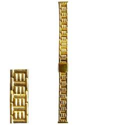 Metalni kaiš zlatni - ZMK-221 Zlatni 14mm