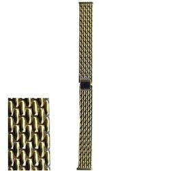 Metalni kaiš zlatni - ZMK-231 Zlatni 16mm