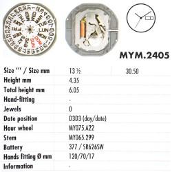 MIYOTA 2405