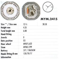 MIYOTA 2415