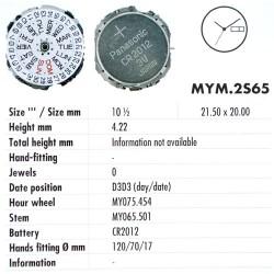 MIYOTA 2S65