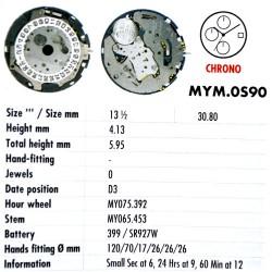 MIYOTA OS90