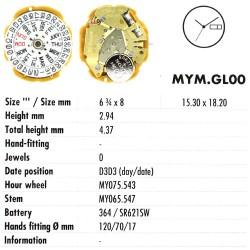 MIYOTA GL00