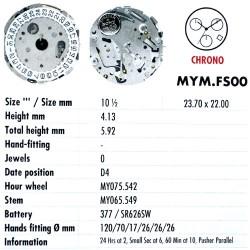 MIYOTA FS00