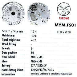 MIYOTA FS01