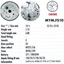 MIYOTA FS10