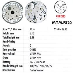 MIYOTA FS20