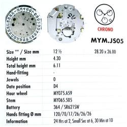 MIYOTA JS05