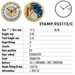 ETA.955112-C