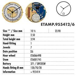 ETA.955412-D6