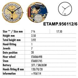 ETA.956112-D6