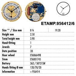 ETA.956412-D6