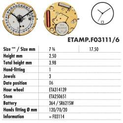 ETA.F03111-D6