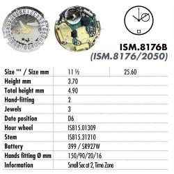 ISA.8176-2050