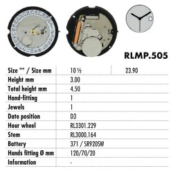 RONDA 505