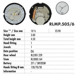 RONDA 505-D6