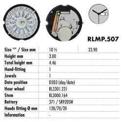 RONDA 507