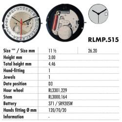 RONDA 515