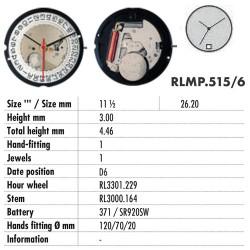 RONDA 515-D6
