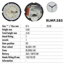 RONDA 585