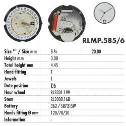 RONDA 585-D6