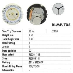 RONDA 705