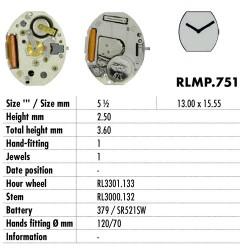 RONDA 751
