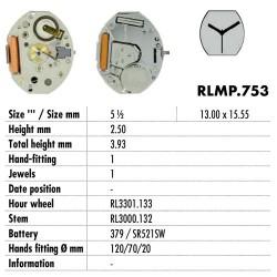 RONDA 753