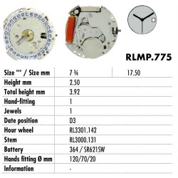 RONDA 775