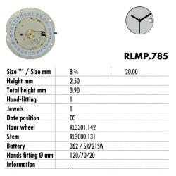 RONDA 785