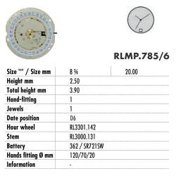 RONDA 785-D6