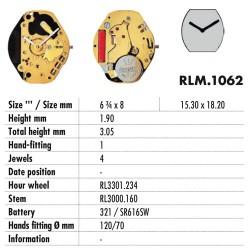 RONDA 1062